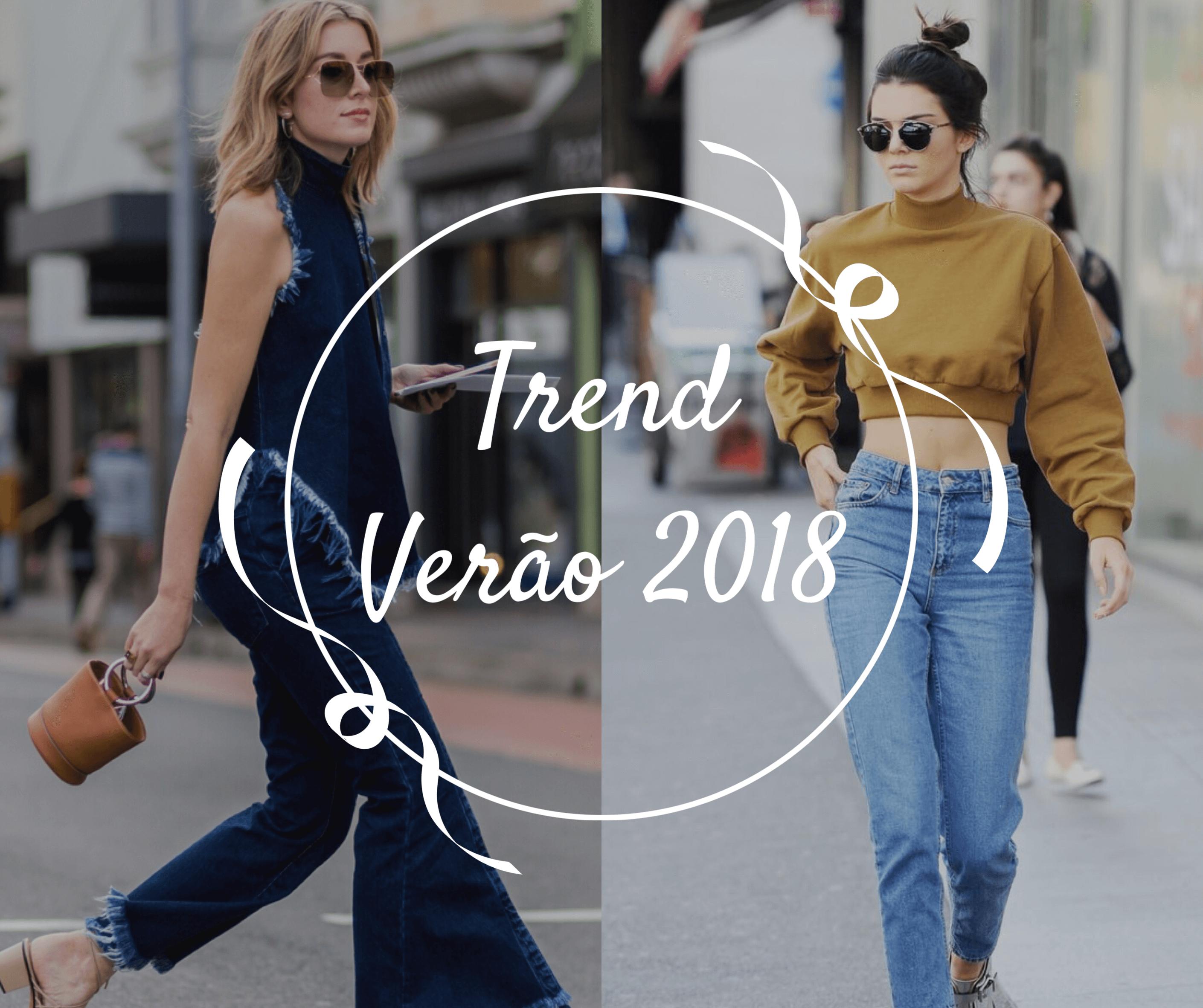 2e162d4e24 10 Tendências de Jeans para o Verão 2018 - Suellen Sartorato