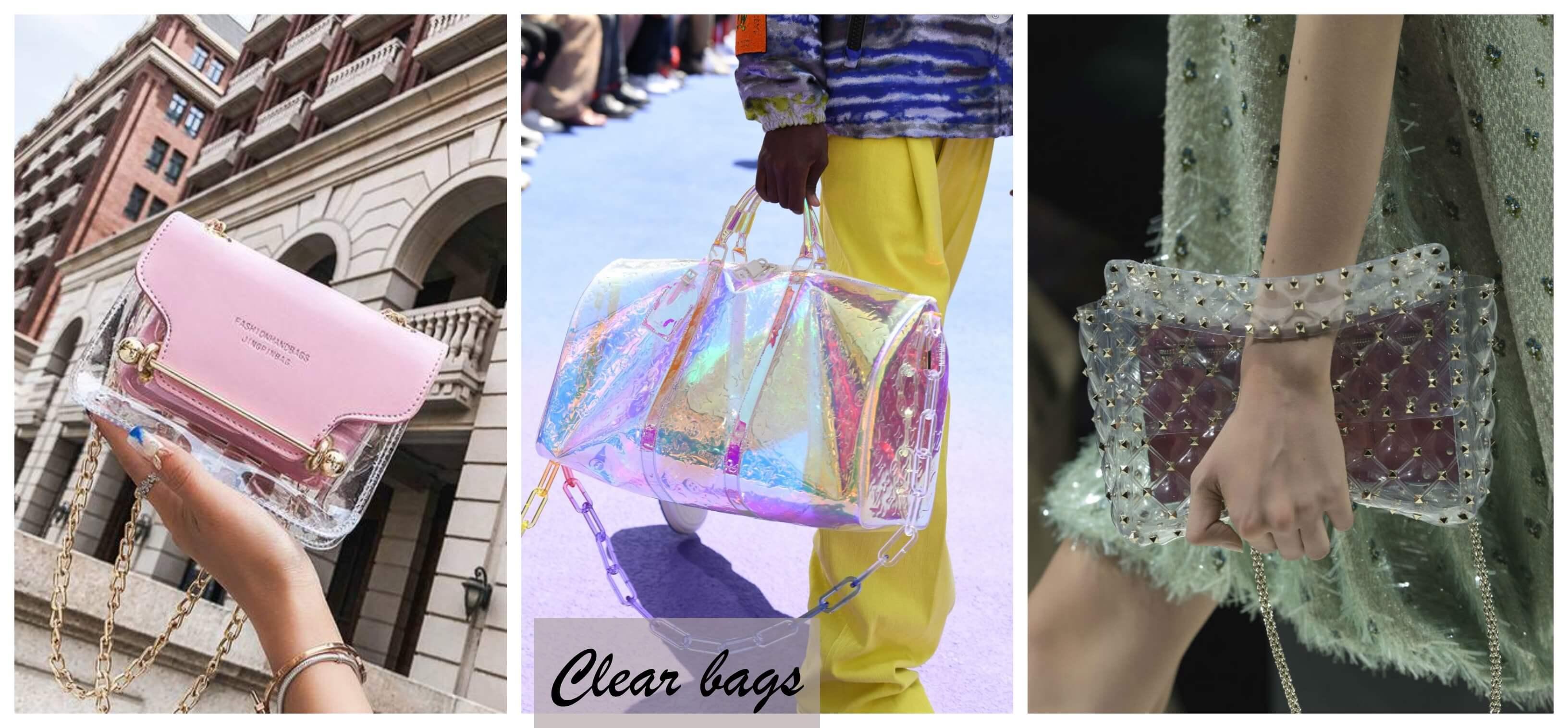 d99826315 ... minimalista, e claro que os itens de dentro não precisam estar à  mostra, muitas fashionista aderiram a bolsinha menor por dentro, o que fica  bem ...